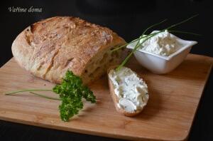 Lučina na chlebíku