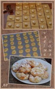 Tvarohové koláčky bez kynutí - postup