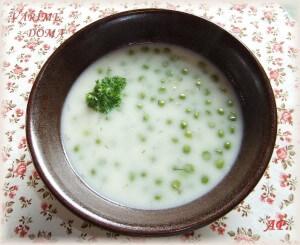 Hrášková polievka 2