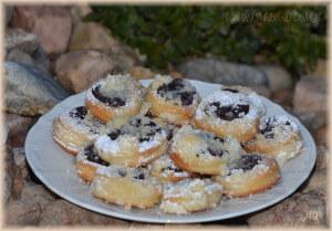 Povidlové koláčky