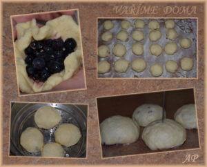 Babiččiny borůvkové knedlíky 2