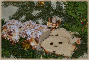 Babiččina vánočka pletená ze šesti